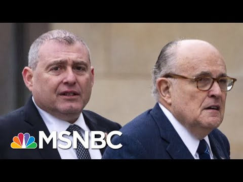 Lev Parnas Tells Maddow That Trump 'Lied' About Not Knowing Him   Hardball   MSNBC