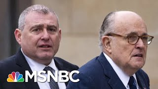 Lev Parnas Tells Maddow That Trump 'Lied' About Not Knowing Him | Hardball | MSNBC