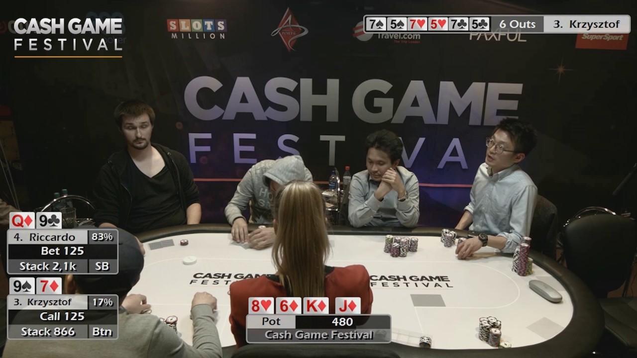 London poker cash games casino ratings