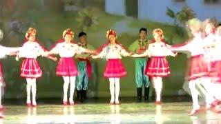 Украинский Владивосток танцует украинский гопак(Украинский Владивосток танцует украинский гопак. Украинская этническая территория Зелёный Клин, Дальнево..., 2016-01-22T23:04:57.000Z)