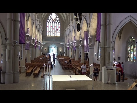 (2018-03-11)  11 March, 2018 Mass for Fourth Sunday of Lent