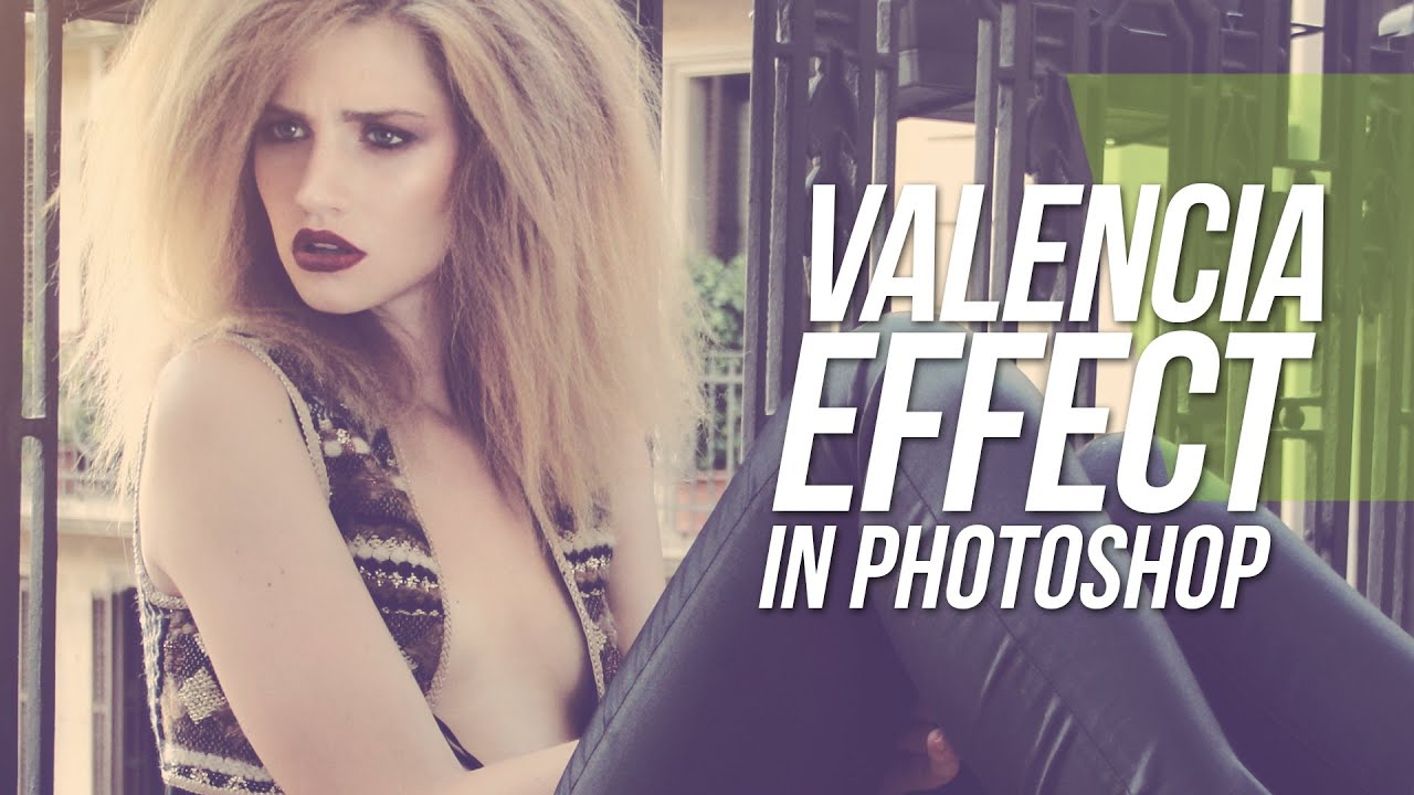 Image result for valencia effect using photoshop