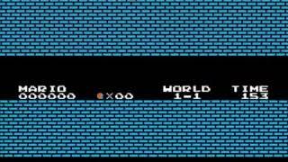 Classic NES Series - Super Mario Bros (GBA): Glitch level 58