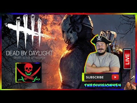 Let's Play | Dead by Daylight | Live | Starring Mr BigglesWorth | Who Will Survive |