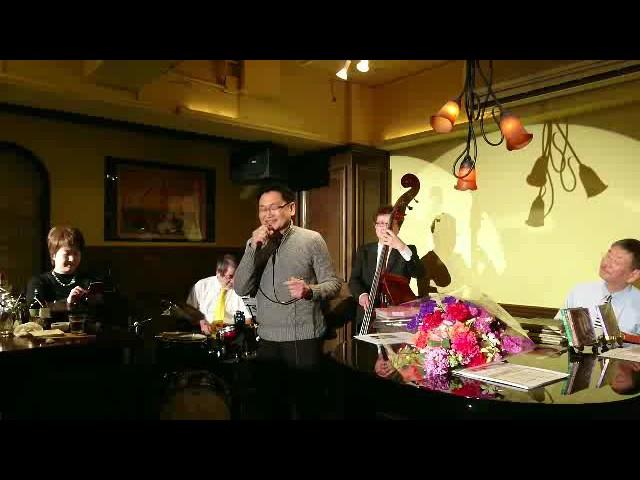 【動画】2月18日(土)ドラム叩きました。