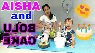 MASAK MASAKAN ANAK BOLU KUKUS ENAK ANTI GAGAL????? | COOKING CLASS KIDS WITH AISHA AND EBOOK