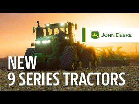 +Gain Ground with 9 Series Tractors   John Deere