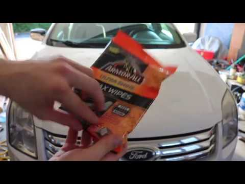 Armorall Car Wash And Wax Review