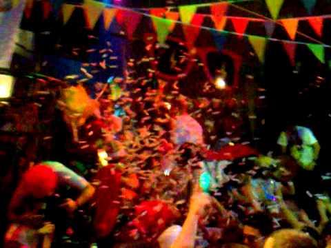 Marc Mayaa @ florida fiesta Row singermornings 12/11/11