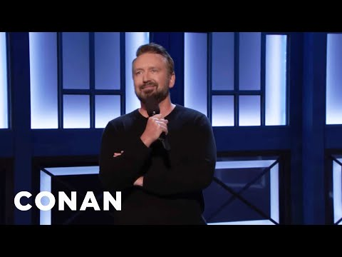 Chad Daniels Was Prepared For His Daughter's First Period  - CONAN on TBS