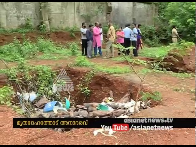 Body parts from Kozhikode Medical College found abandoned in populated area