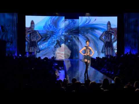 Blanka Matragi - Return of the Phoenix Fashion Show