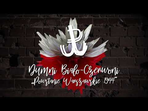 Dumni Biało-Czerwoni - Powstanie Warszawskie 1944 - zapowiedź