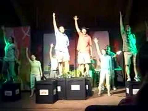 Huntington University Godspell 2007