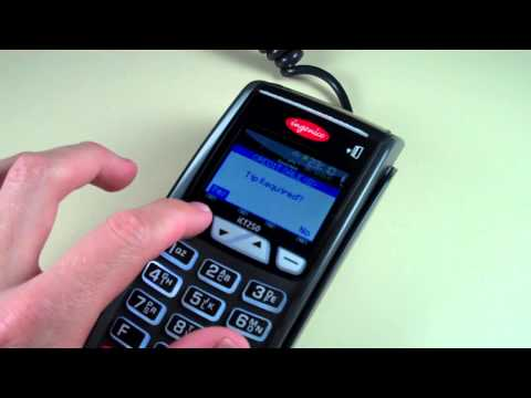 Ingenico iCT250 Application Overview - TSYS Merchant Solutions