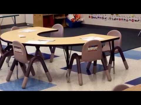 Lifesteps Pre-K Counts Classroom at South Butler Primary School