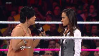 WWE Monday Night Raw En Espanol - Monday, October 22, 2012