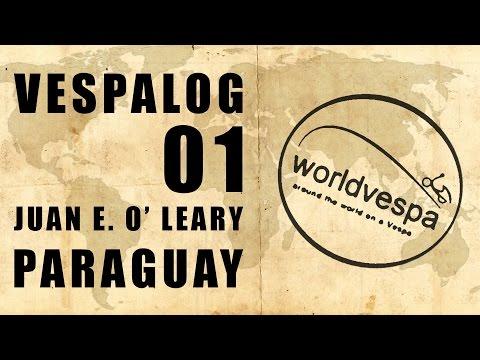 Vespalog 01 (Vespa travel Juan O' Leary, Paraguay)