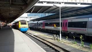 Trains at: Nottingham