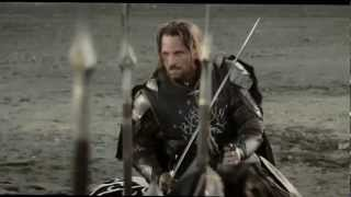 Aragorn's Battle Speech