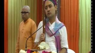 LIVE Radha Krishna Maharaj Ji Katha 1. Day 07092017 (Dandi Swami Mandir)