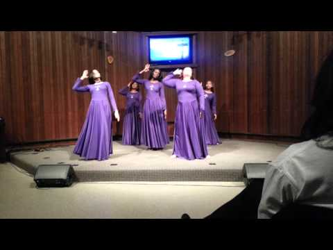 "Vessels of Honour Praise Dancers ""Free"""