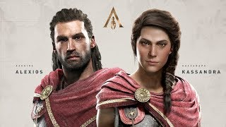 ASSASSIN'S CREED ODYSSEY  gameplay  E3 2018