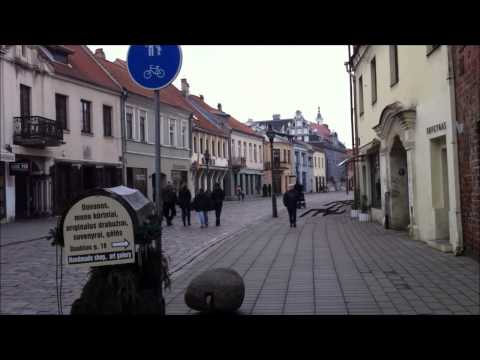 Edward Mullen Goes to Kaunas!