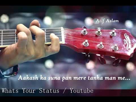 Whatsapp Video Status | Atif Aslam Unplugged | Aakash Ka Suna Pan