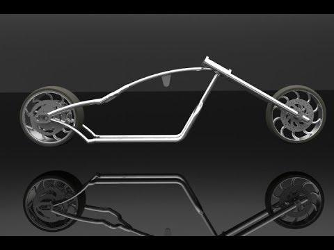 Chopper Bike Frame Design Frame Design Amp Reviews