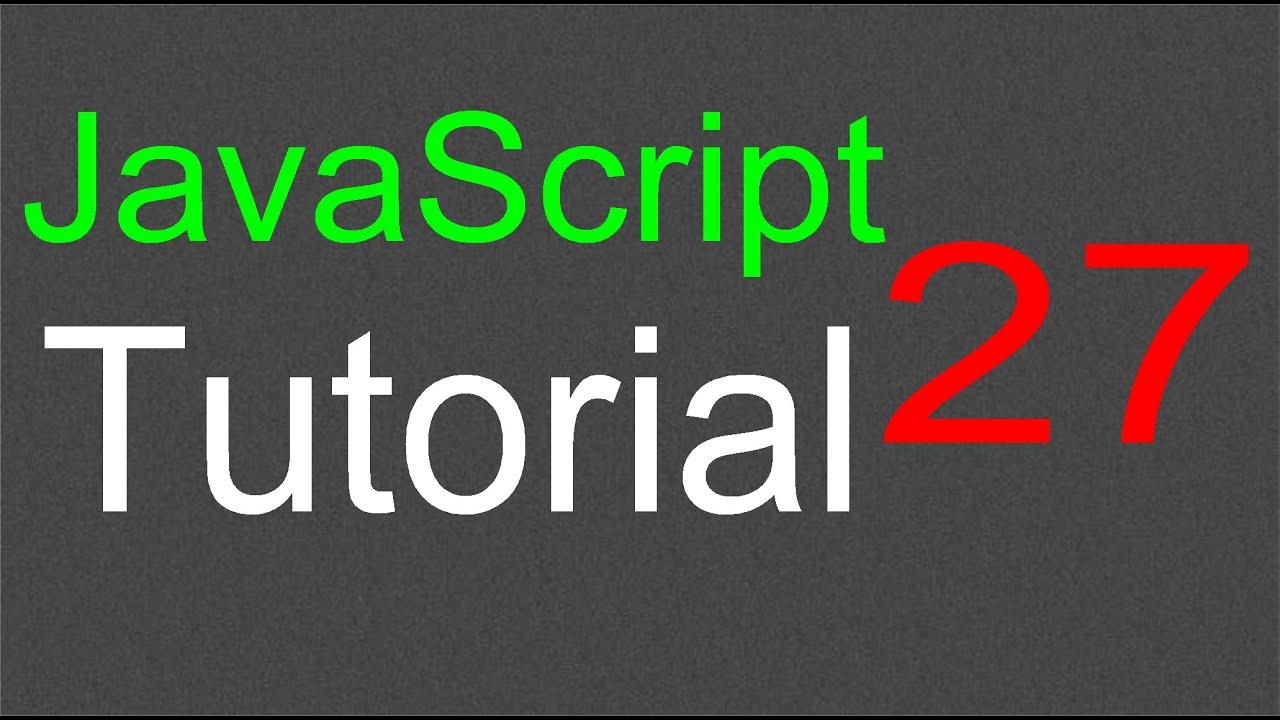 JavaScript Tutorial for Beginners - 27 - getElementsByTagName method