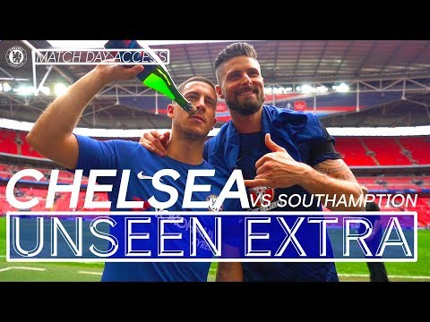 Another FA Cup Final For Chelsea! | Chelsea 2-0 Southampton | Unseen Extra