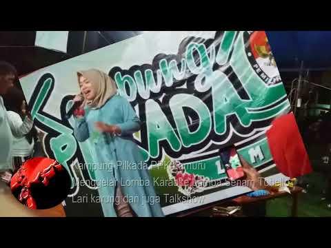 Lomba Karaoke di Kampung Pilkada PPK Lamuru
