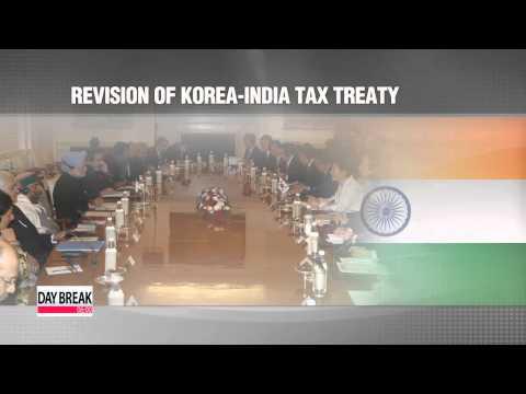 Korea & India to upgrade CEPA, revise tax treaty