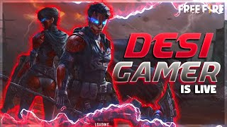 Free Fire Live || All The Best For Results || Desi Gamers