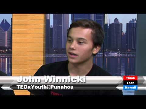TEDxYouth@Punahou: Elizabeth, John and Andrew Winnicki
