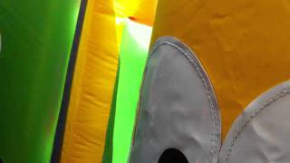 Obstacle course bouncy castle hire bedford