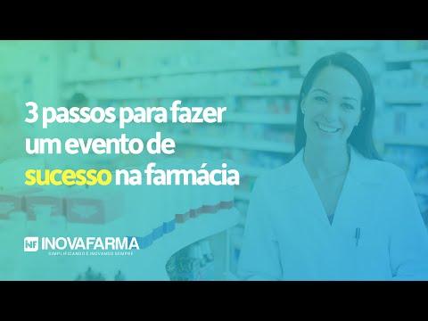 Imagem vídeo 3 Passos para fazer um EVENTO de SUCESSO na FARMÁCIA!