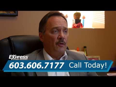 Express Employment Professionals - John Roller