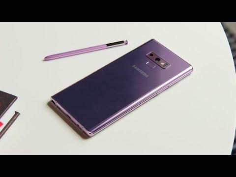 Samsung Galaxy Note 9 / Note9 - pierwsze wrażenia, Mobzilla Flesz odc. 21