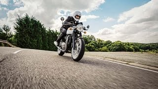 2016 Triumph Thruxton Review
