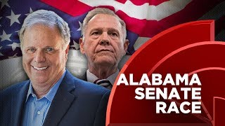 Alabama Voters Head To The Polls To Decide If Roy Moore Or Doug Jones Will Be Their Next Senator