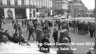 [30-03-2015] Making-of Fear Nothing (Reason on the Road edition) by Selah Sue @ Opéra Garnier, Paris