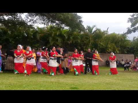 STT Fakavahefonua Maui Youth Tauolunga Remix 2014