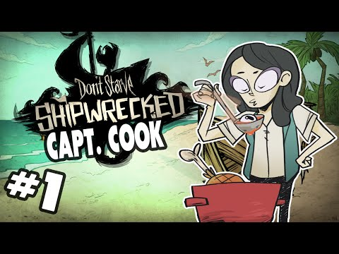Don't Starve: Shipwrecked (Capt. Cook) - #1 - Warly (PC Gameplay)