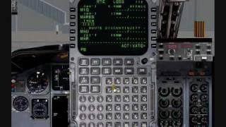 Tutorial CDU Boeing 737-400 para FSX