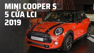 Trên tay MINI Cooper S 5 cửa LCI 2019 (F55)