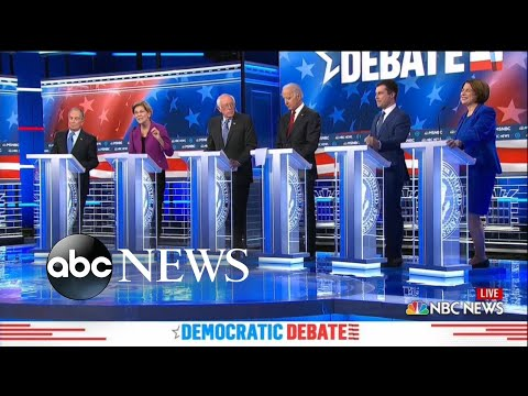 Moments that mattered from 9th Democratic debate