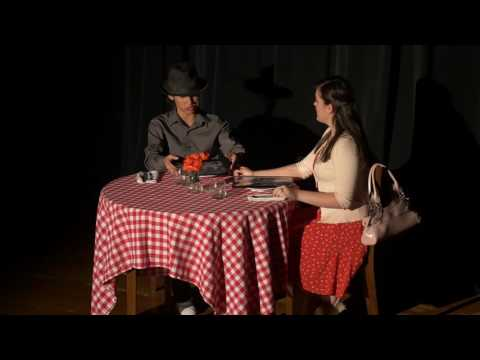 Wasco High School Play - Check Please (2016)