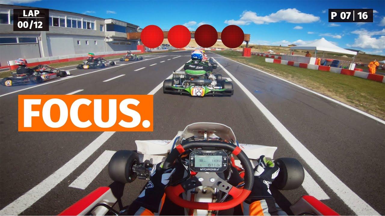LA PRIMA GARA DEL 2021! // Kartsport circuit - Franciacorta Karting Track KZ Onboard
